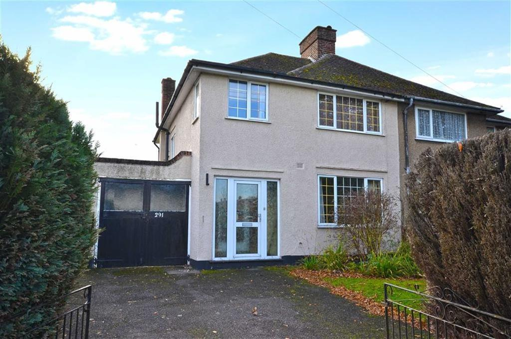 3 Bedrooms Semi Detached House for sale in Baldwins Lane, Croxley Green, Hertfordshire