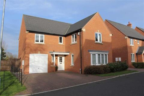 4 bedroom detached house for sale - Arguile Avenue, Anstey, Leicester