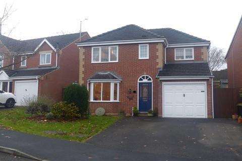 4 bedroom detached house for sale - Yokecliffe Drive, Wirksworth, Matlock, DE4