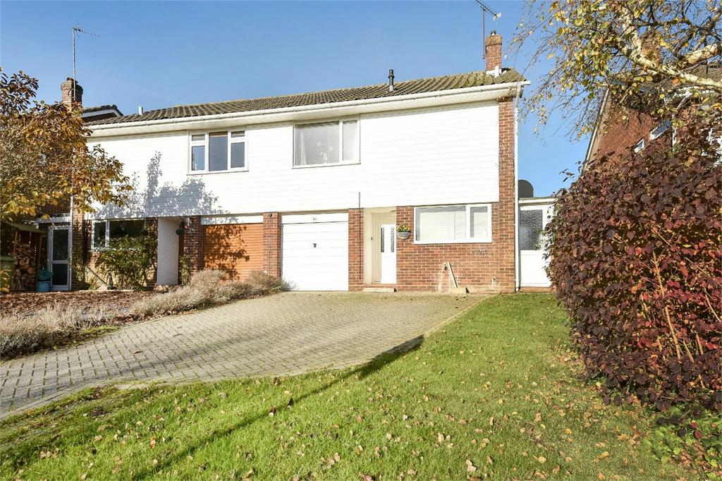 3 Bedrooms Semi Detached House for sale in Winchester, Hampshire