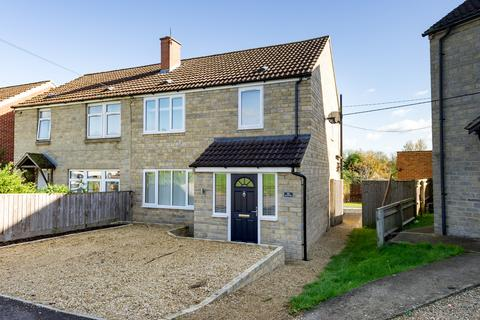 3 bedroom semi-detached house to rent - Shipton on Cherwell, OX5 1JT