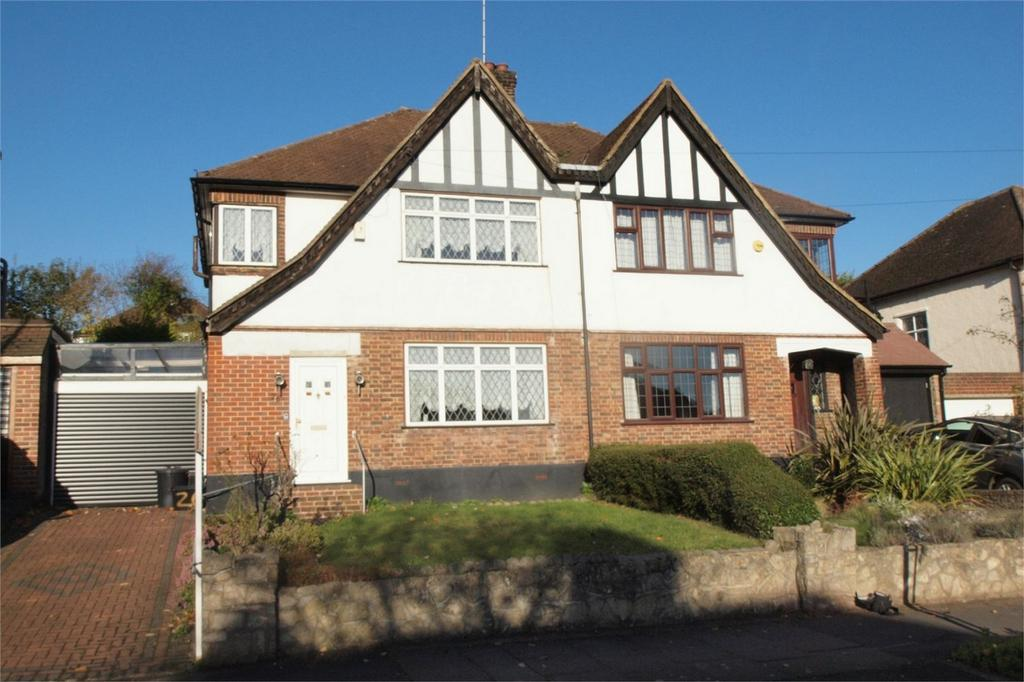 3 Bedrooms Semi Detached House for sale in Hayes Hill Road, Hayes, Bromley, Kent