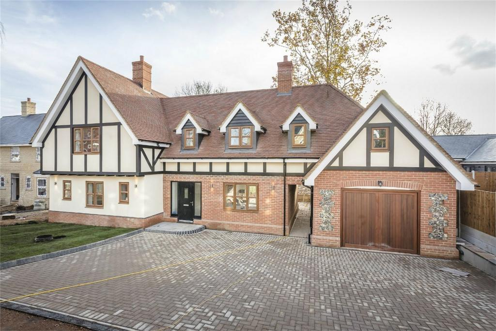 5 Bedrooms Detached House for sale in Walnut Close, MUCH HADHAM, Hertfordshire