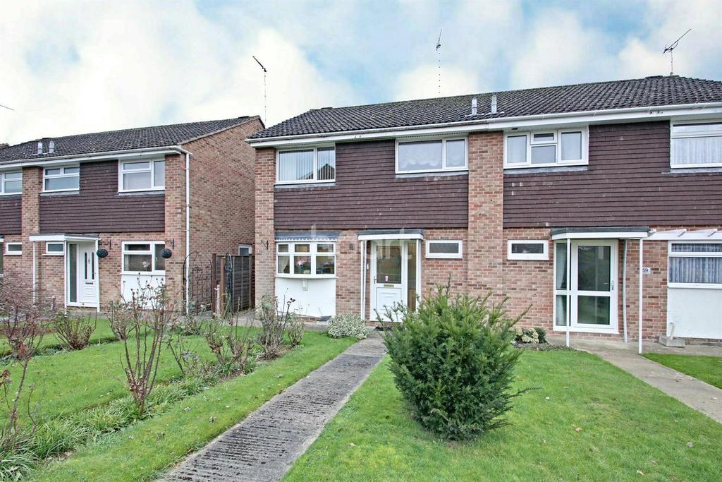3 Bedrooms Semi Detached House for sale in Overbrook, Eldene, Swindon