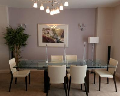 3 Bedrooms Serviced Apartments Flat