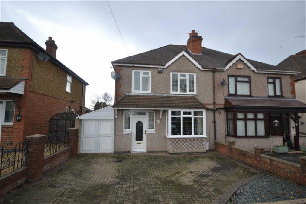 3 Bedrooms Semi Detached House for sale in Ansley Road, Stockingford, Nuneaton