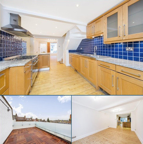 3 bedroom house to rent - New End, London, NW3