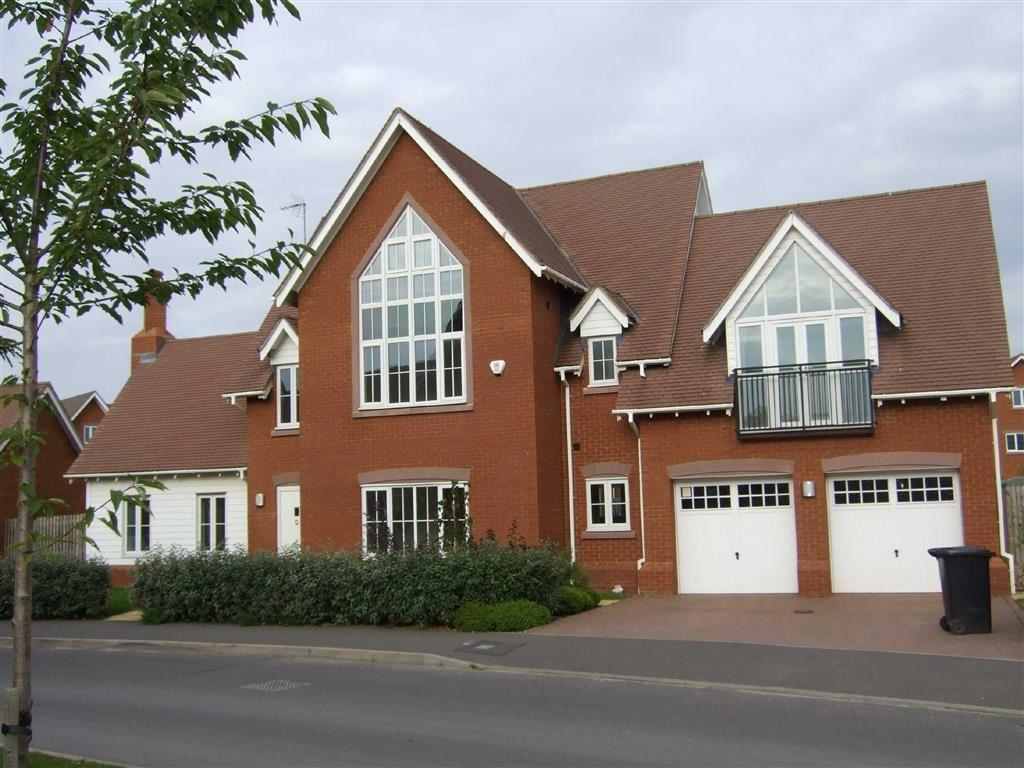 5 Bedrooms Detached House for rent in Freshwater Drive, Weston, CREWE