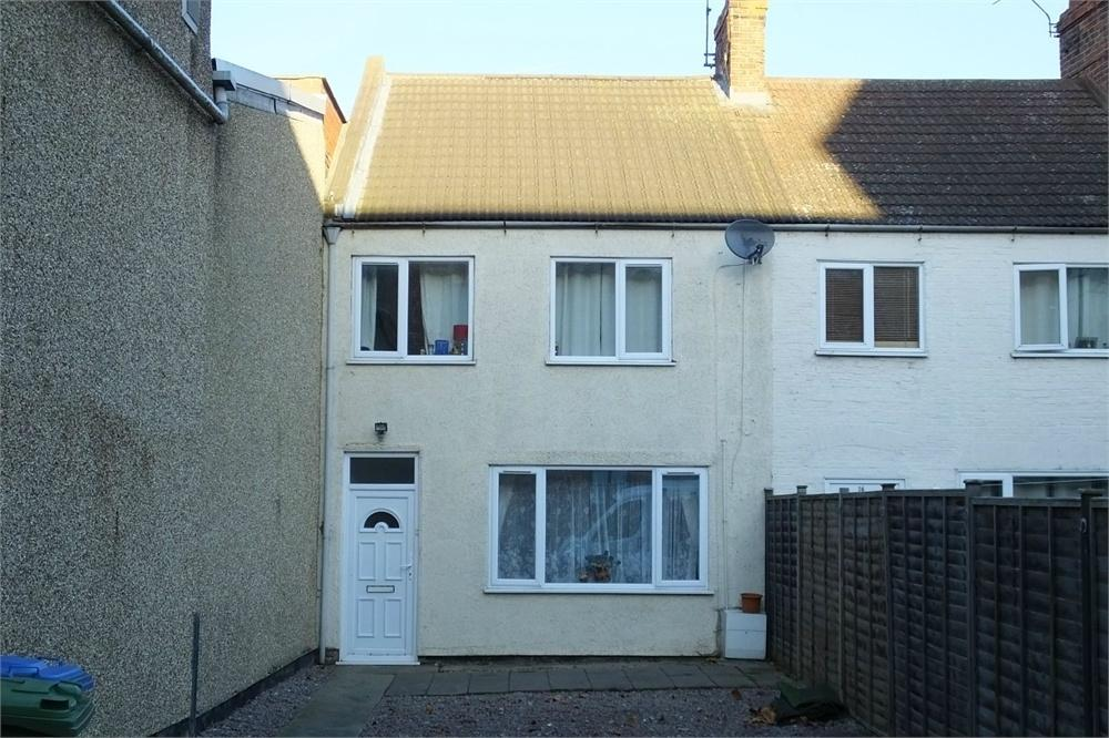 3 Bedrooms Terraced House for sale in Foster Street, Boston, Lincolnshire