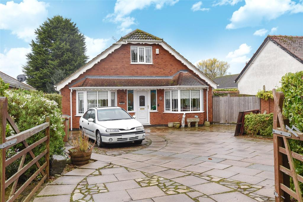 4 Bedrooms Detached Bungalow for sale in North Sea Lane, Humberston, DN36