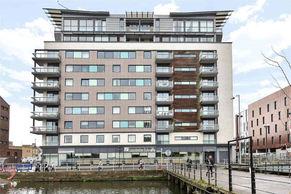 2 Bedrooms Flat for sale in Witham Wharf, Brayford Wharf East, LN5