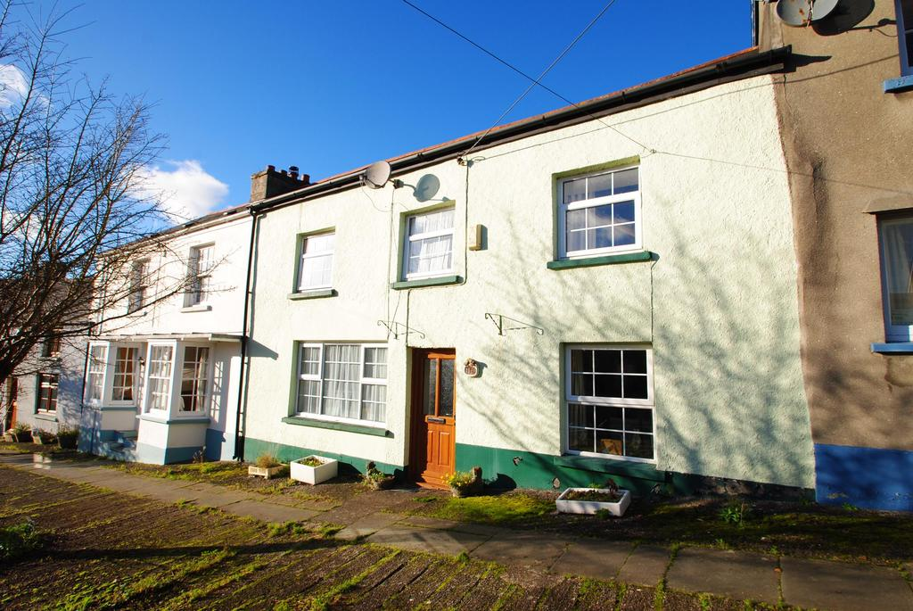 3 Bedrooms Terraced House for sale in Mill Street, Torrington