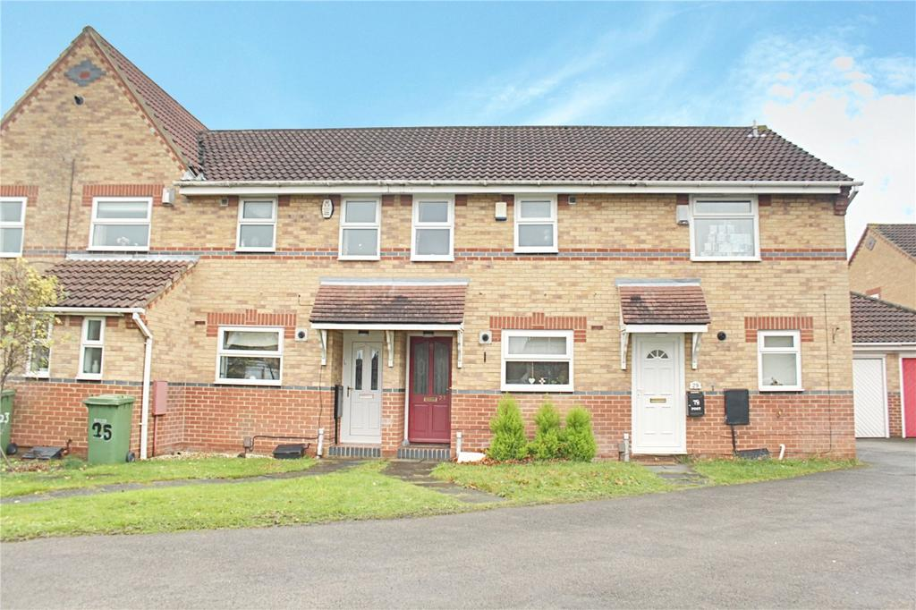 2 Bedrooms Terraced House for sale in Petworth Crescent, Ingleby Barwick