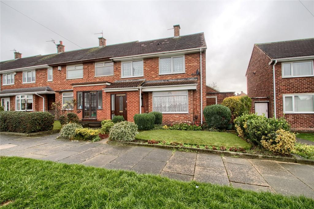 3 Bedrooms End Of Terrace House for sale in Ragpath Lane, Roseworth