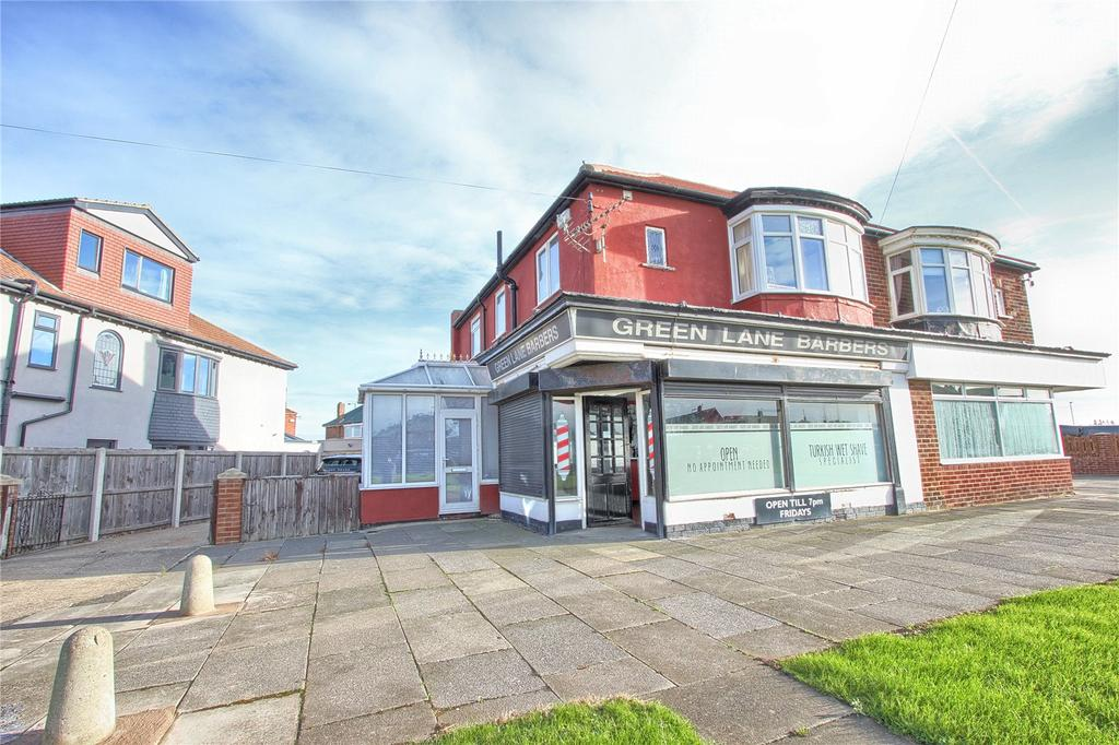 3 Bedrooms Semi Detached House for sale in Green Lane, Redcar