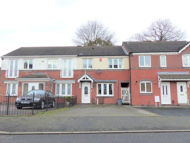 3 Bedrooms Terraced House for sale in Brueton Drive,Erdington,Birmingham