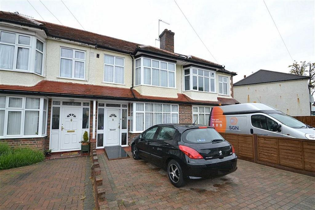 3 Bedrooms Terraced House for sale in Frogmore Gardens, Sutton, Surrey