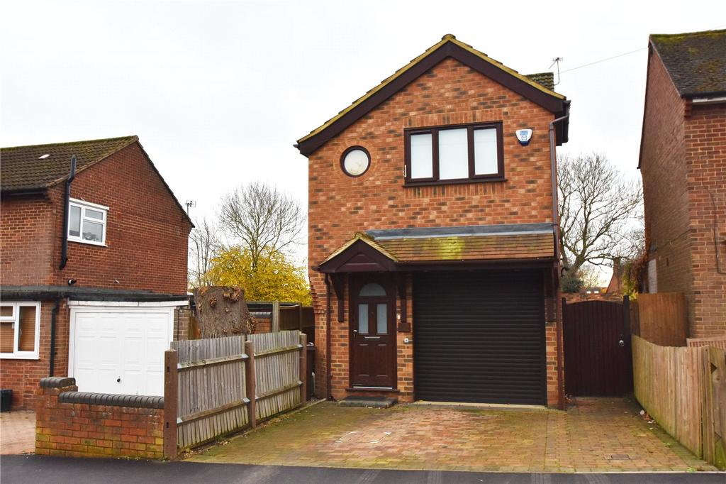 3 Bedrooms Detached House for sale in Partridge Road, St. Albans, Hertfordshire
