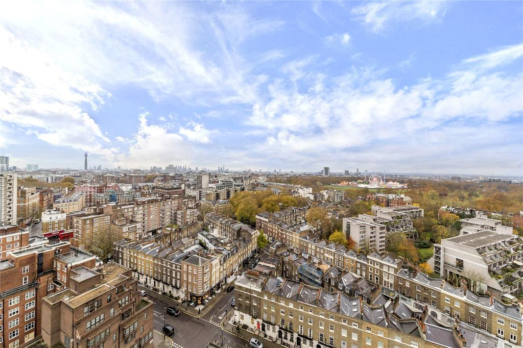 2 Bedrooms Flat for sale in Porchester Place, The Hyde Park Estate, London