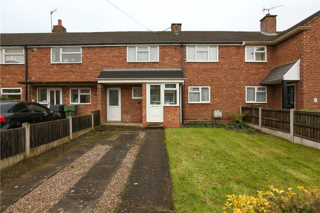 2 Bedrooms Terraced House for sale in Chestnut Road, Bromsgrove, B61