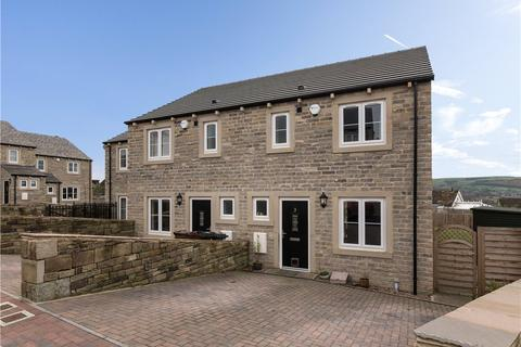3 bedroom terraced house for sale - High Dale Rise, Silsden, Keighley, West Yorkshire