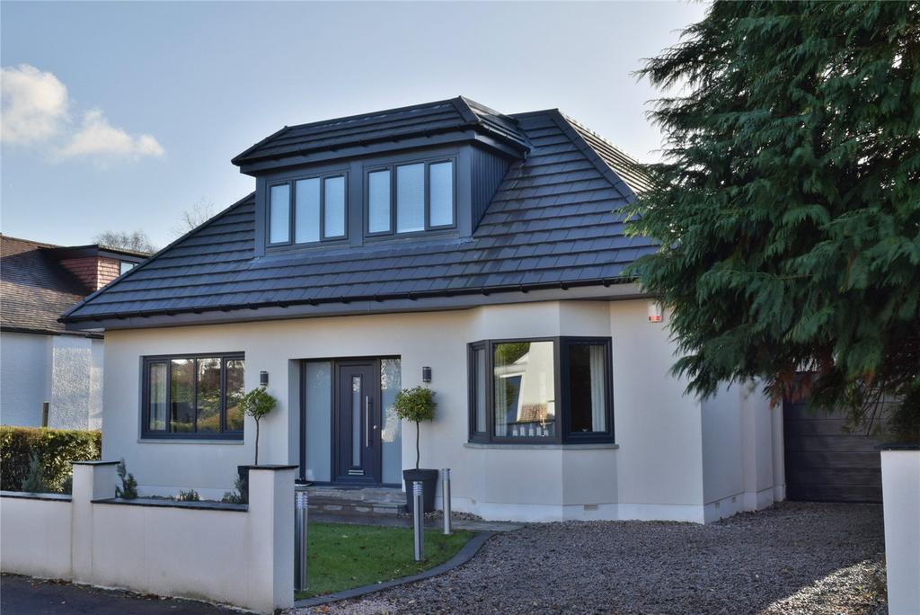5 Bedrooms Detached House for sale in Upper Glenburn Road, Bearsden, Glasgow