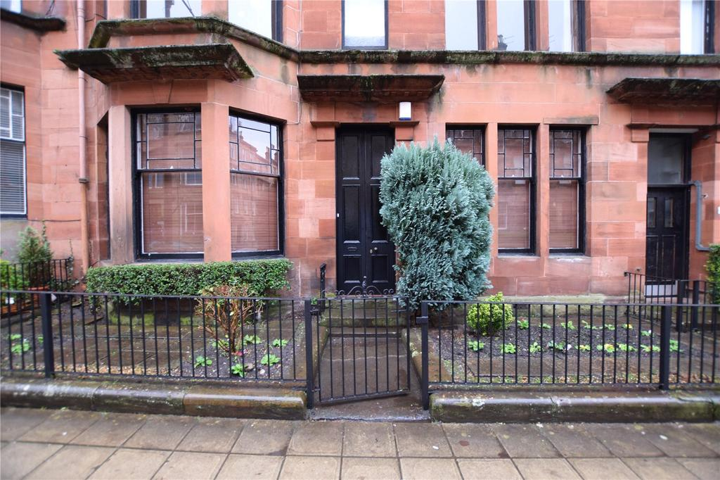 4 Bedrooms Apartment Flat for sale in Main Door, Kersland Street, Hillhead, Glasgow