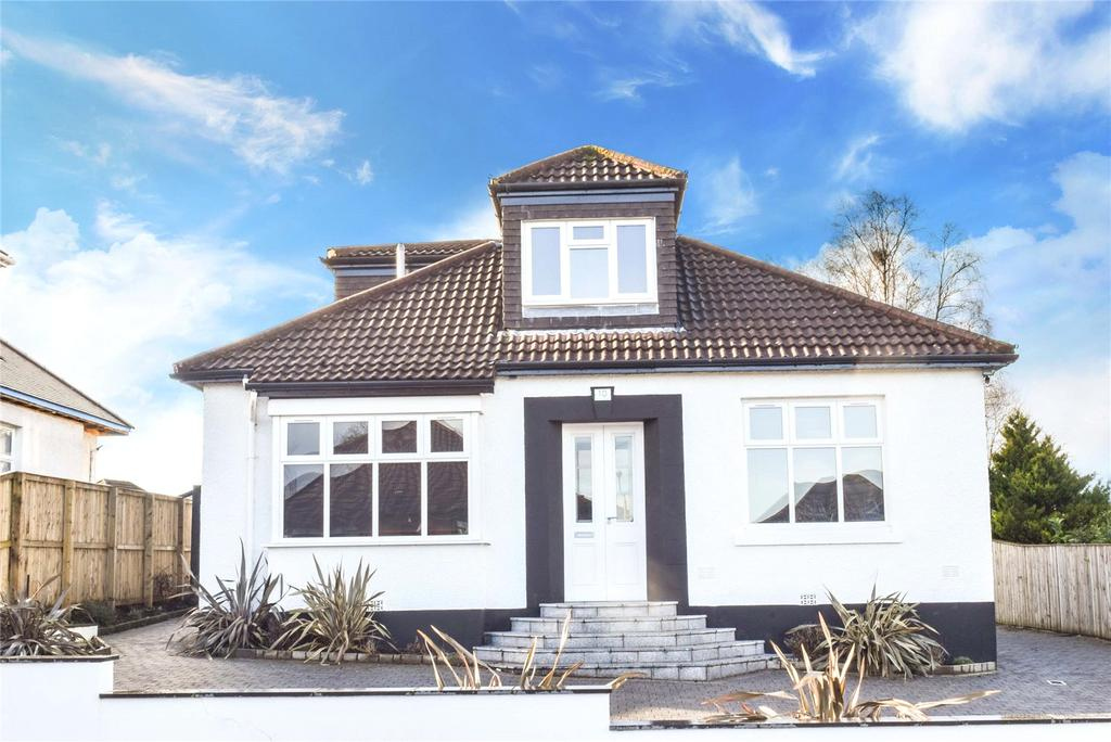 4 Bedrooms Detached House for sale in Vivian Avenue, Milngavie