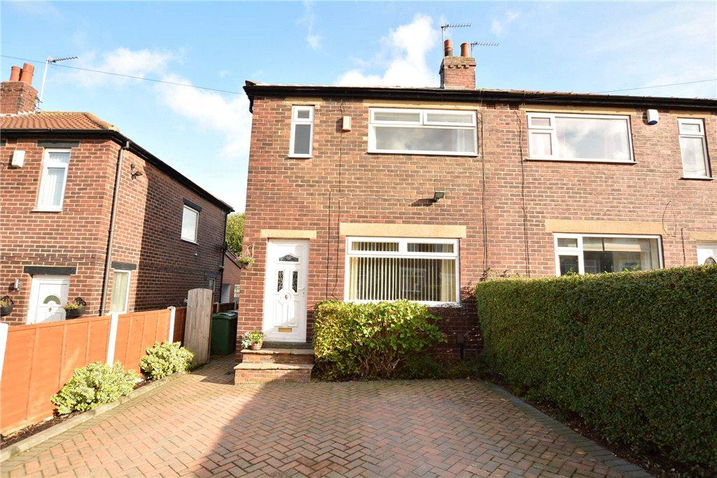 3 Bedrooms Semi Detached House for sale in Prospect Avenue, Pudsey, Leeds