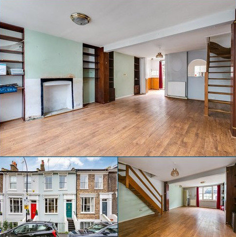 3 bedroom terraced house for sale - Chancellors Street, London, W6