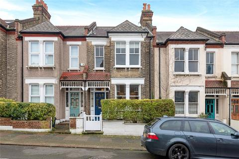 4 bedroom terraced house to rent - Crowborough Road, London, SW17