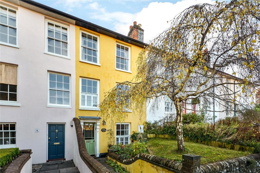 3 Bedrooms Terraced House for sale in North View, Winchester, Hampshire, SO22