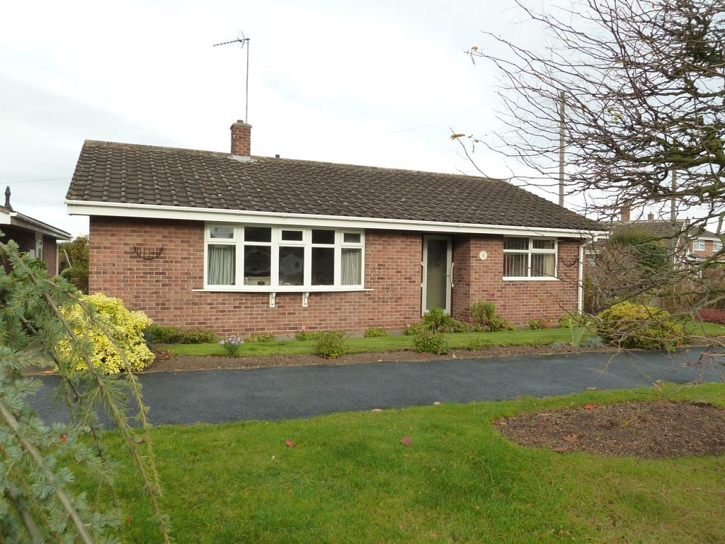 2 Bedrooms Detached Bungalow for sale in Arundel Drive, Ranskill, Retford