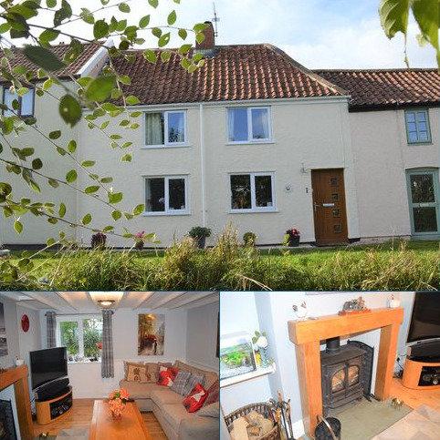2 bedroom house for sale - The Wall, Mark, Highbridge, Somerset, TA9