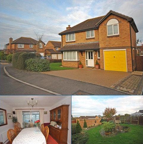 4 bedroom house for sale - Old Station Gardens, Henstridge, Templecombe, Somerset, BA8