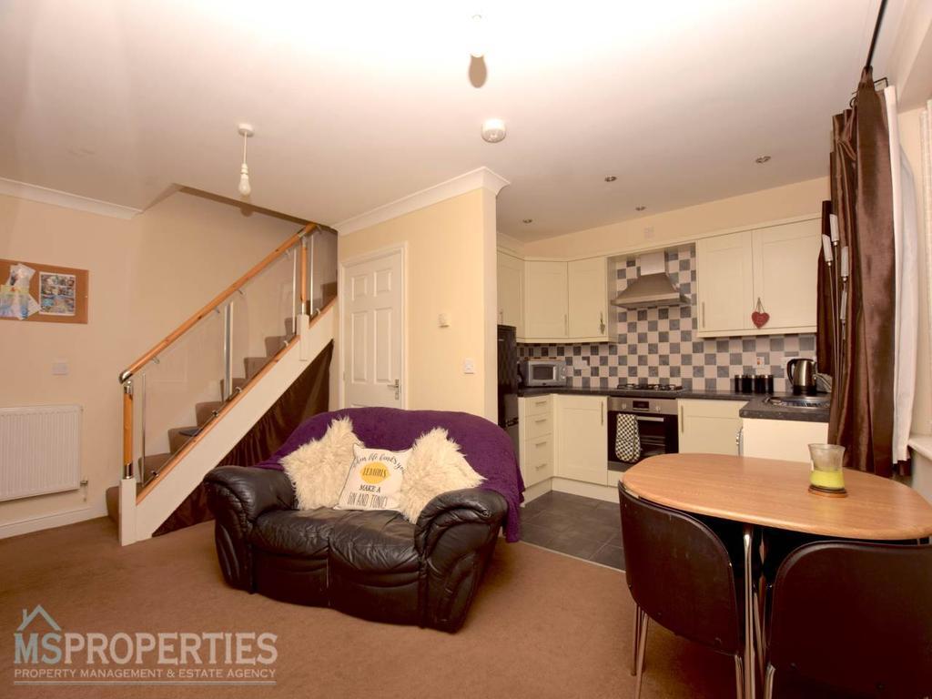 1 Bedroom House for sale in Clos Gwilym, Llanbadarn Fawr, Aberystwyth