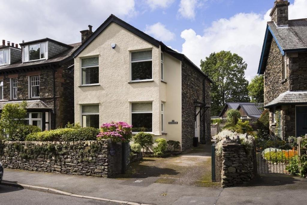 4 Bedrooms Detached House for sale in Brookholme, 40 Ellerthwaite Road, Windermere, Cumbria, LA23 2BS