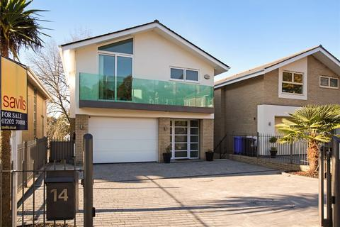 3 bedroom detached house for sale - Corfe View Road, Lower Parkstone, Poole, Dorset, BH14