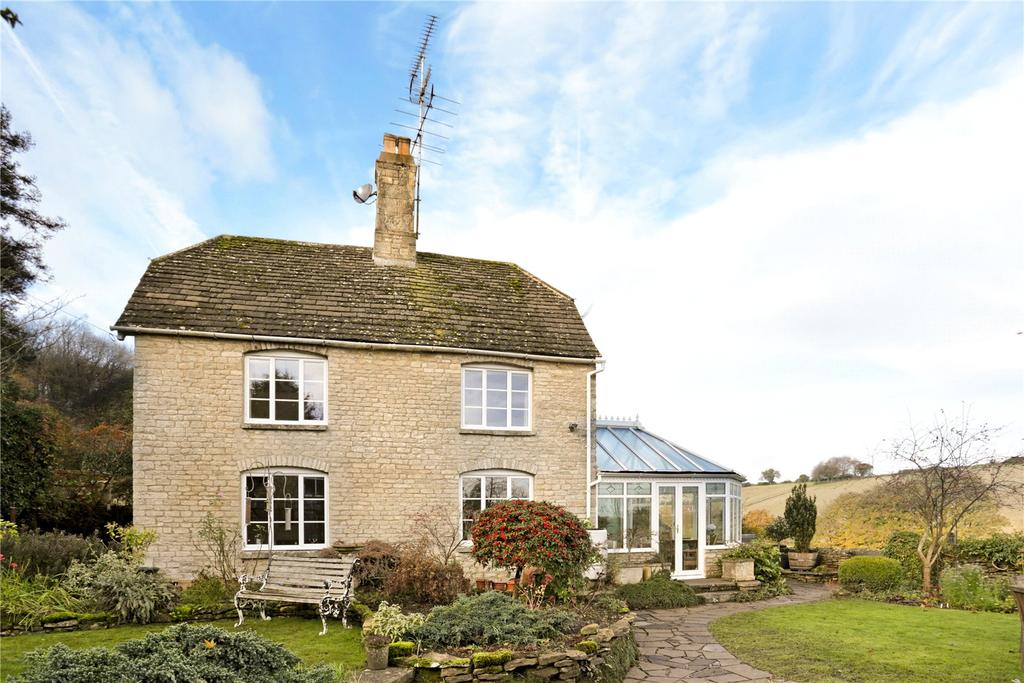 4 Bedrooms Detached House for sale in Cowley, Cheltenham, Gloucestershire, GL53