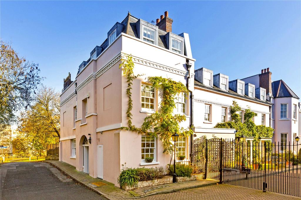 4 Bedrooms End Of Terrace House for sale in Varsity Row, Thames Bank, London, SW14