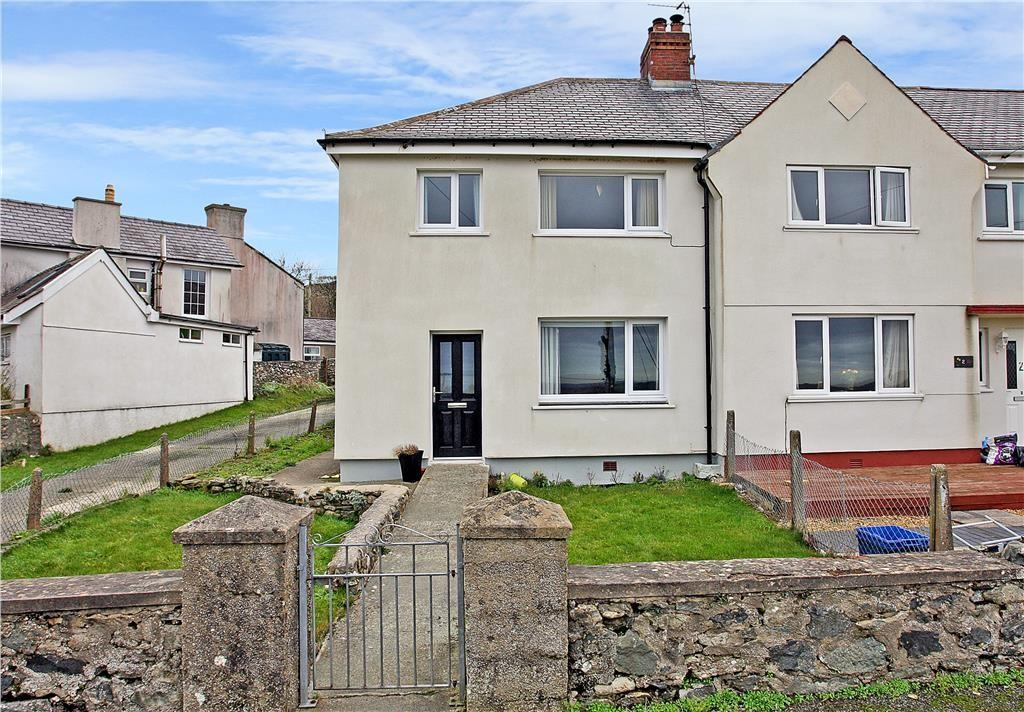 3 Bedrooms End Of Terrace House for sale in Foel Ogwen, Bethesda, North Wales