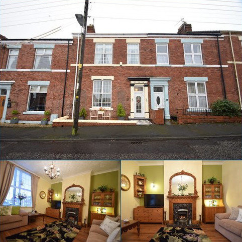 3 bedroom terraced house for sale - Adolphus Street West, Seaham, Co Durham, SR7