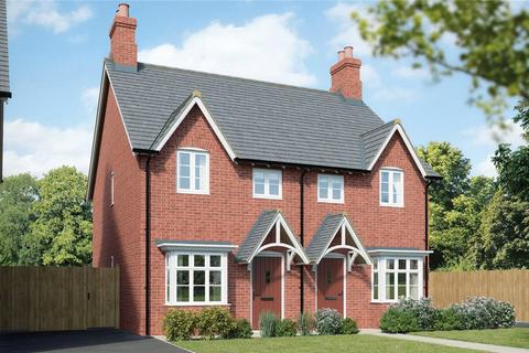 2 bedroom semi-detached house for sale - Millbrook Grange Development, Moulton, Northampton, NN3