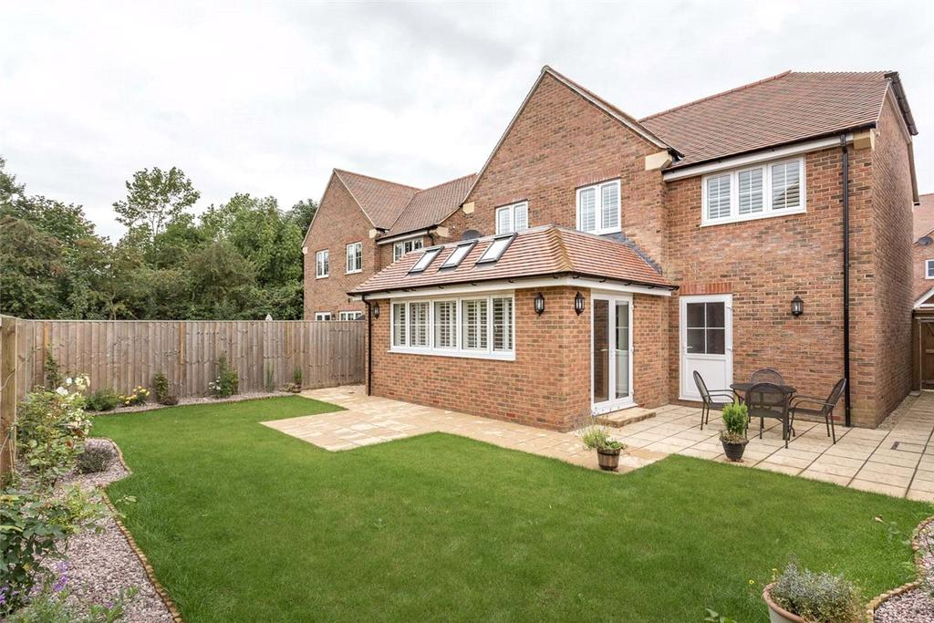 4 Bedrooms Detached House for rent in Capability Way, Greenham, Thatcham, Berkshire, RG19