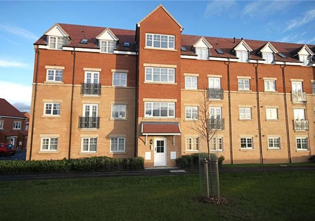 2 Bedrooms Apartment Flat for sale in Longleat Walk, Ingleby Barwick, Stockton-On-Tees