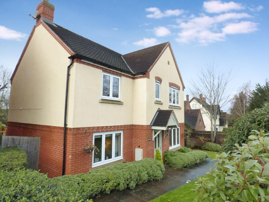 4 Bedrooms Detached House for sale in Addison Drive, Stratford-Upon-Avon