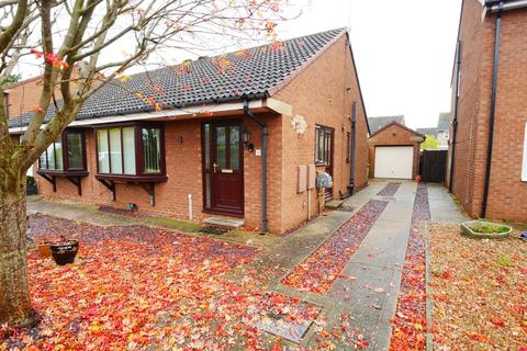 2 bedroom semi-detached bungalow for sale - Hailgate Close, Howden