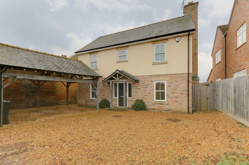 5 Bedrooms Detached House for sale in Froize End, Haddenham