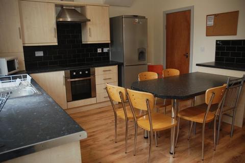 6 bedroom property to rent - Headingley Mount, Leeds