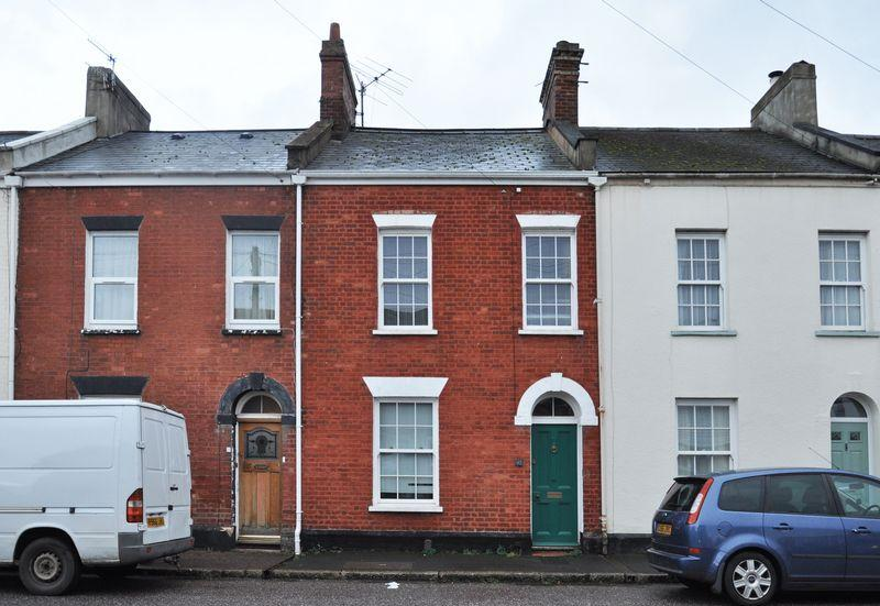 3 Bedrooms Terraced House for sale in 47 Regent Street, Exeter - BEST FINAL OFFERS BY 12 NOON FRIDAY 8TH DECEMBER 2017